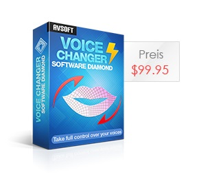 AV Voice Changer Software Diamond 9.0